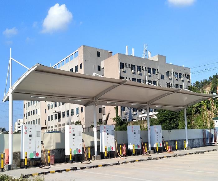 膜结构停车棚的验收标准